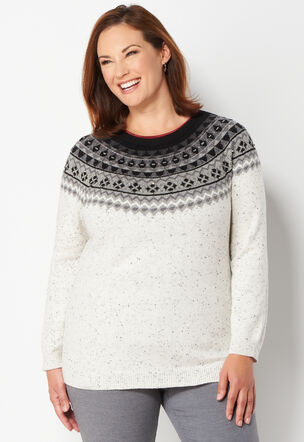 Plus Size Sweaters | Christopher & Banks®