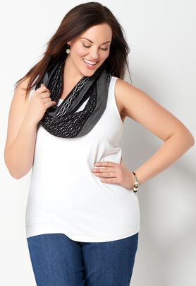 Women\'s Layering Plus Size Tank from Christopher & Banks ...