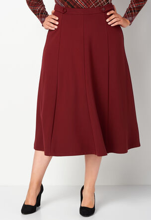 Plus Size Skirts - Maxi & Knee Length | Christopher & Banks®