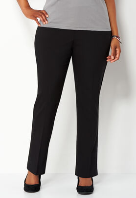 Women\'s Plus Size Classic Fit Uptown Pant Average from ...