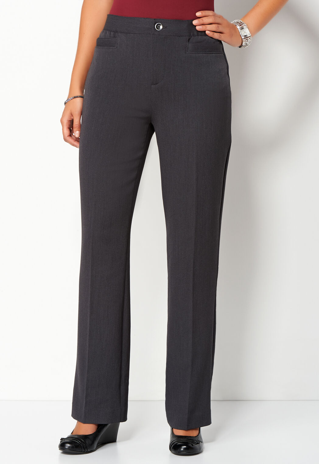 1478d22e56d Women s Downtown Trouser Pant Short from Christopher   Banks®