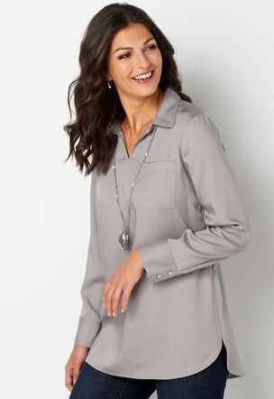 Women S Blouses Shirts Casual Work Blouses Christopher Banks