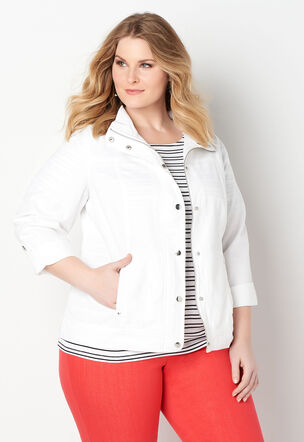 4666dacc3e ... Plus Size Jacket.  54.95  24.99. Close The product image is missing!