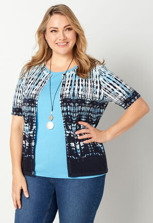 cdbb928515 Plus Size Sweaters & Cardigans, Sizes 14-24 | Christopher & Banks®