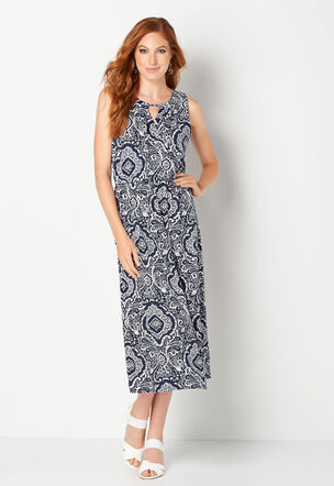 feac34f5ac024 Women's Dresses: Maxi & Knee Length, Sizes 4-16 | Christopher & Banks®