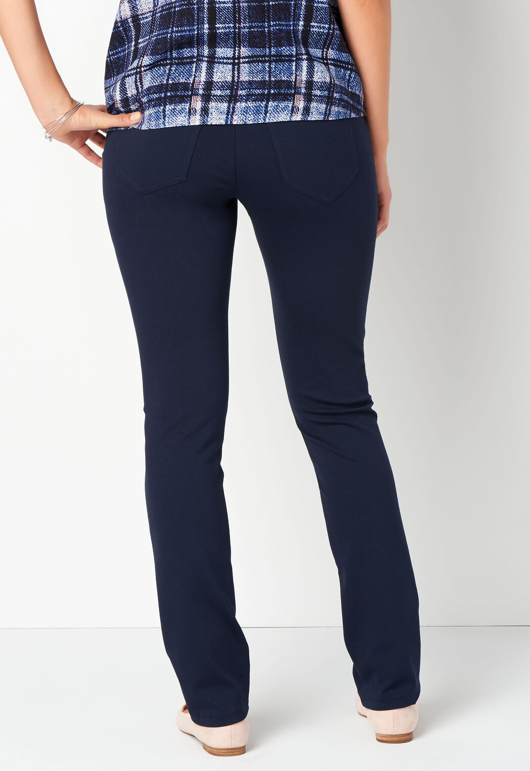 720a5715ff3e0 Women s Ss 4-Pkt Ponte Solid from Christopher   Banks®