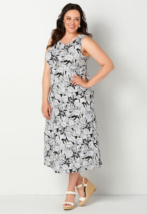 d8dd8fb8f1 Women's Plus Size Dresses & Skirts, Sizes 14-24 | Christopher & Banks®