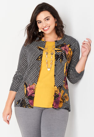 Plus Size Womens Clothing Sizes 14 24 Christopher Banks