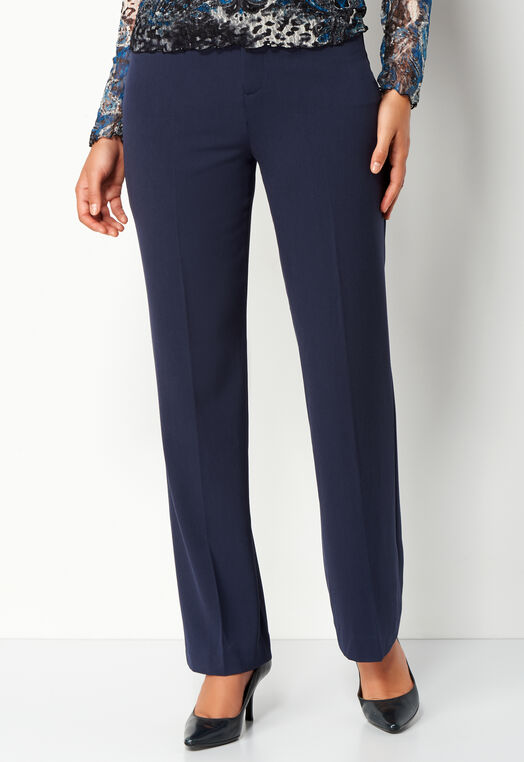 Downtown Trouser Pant Long at Christopher & Banks in Charleston, WV | Tuggl