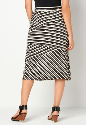 f2ea8eb7bd339 Women s Pieced Wavy Knit Midi from Christopher   Banks®