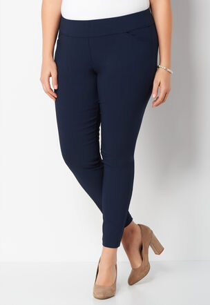 Women\'s Plus Size Pants in Sizes 14-24 | Christopher & Banks®