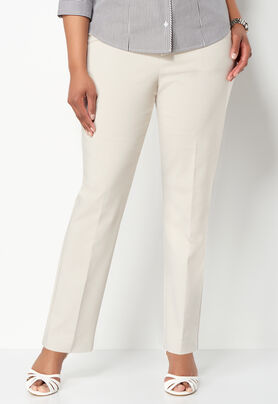 Women\'s Plus Size Classic Fit Uptown Pant Tall from ...