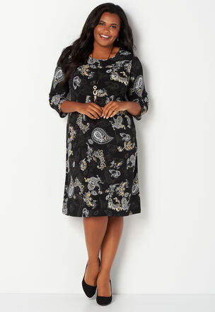 Plus Size Dresses - Maxi, Long, Knee Length | Christopher ...
