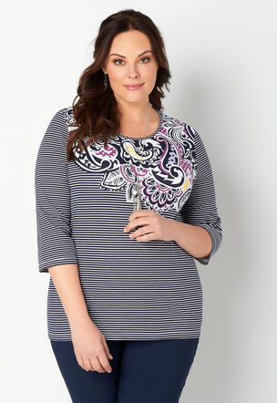Plus Size Women S Clothing Sizes 14 24 Christopher Banks