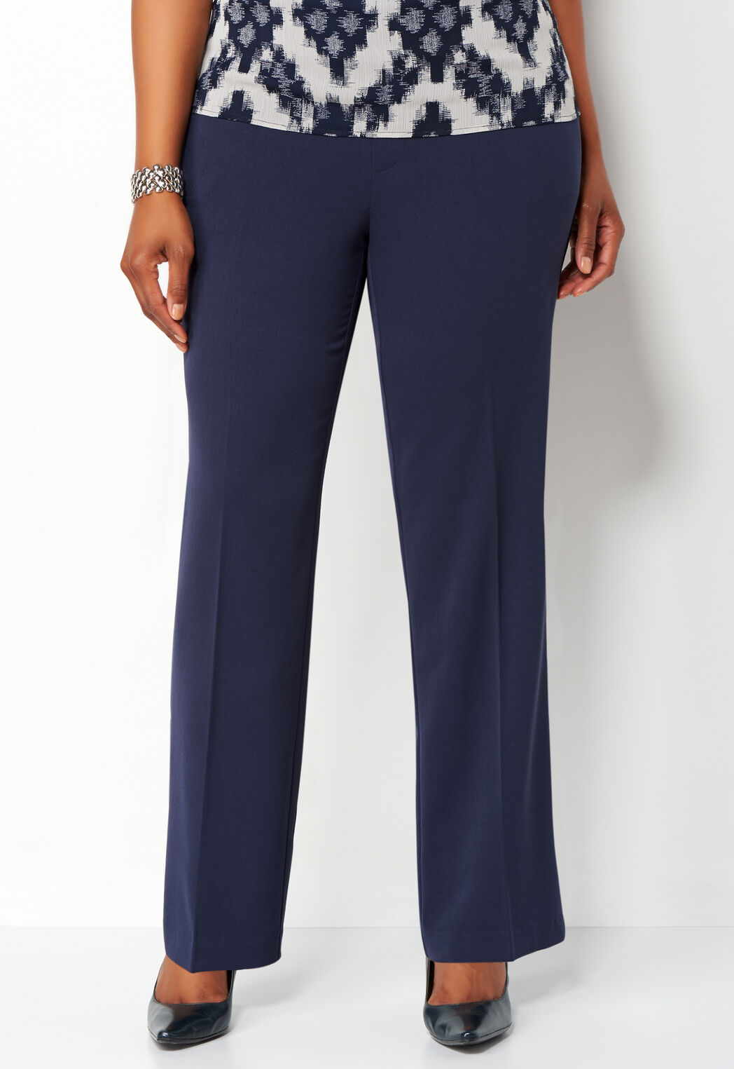 540f4d9c982 ... Pull-On Downtown Trouser Plus Size Pant Tall. Previous. add to wish list  · add to wish list