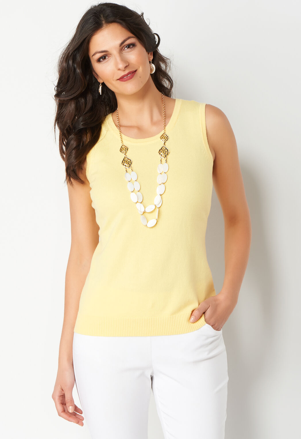 922520408a028 Women s Perfect Solid Tank from Christopher   Banks®