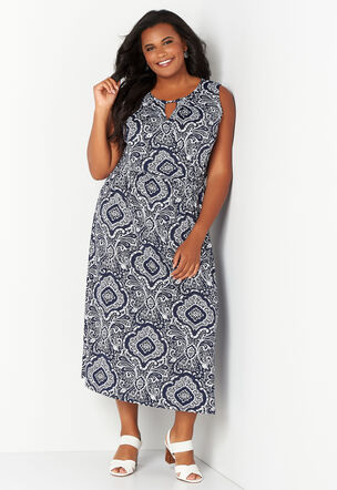 002b99c4af4a4 Women's Plus Size Dresses & Skirts, Sizes 14-24 | Christopher & Banks®