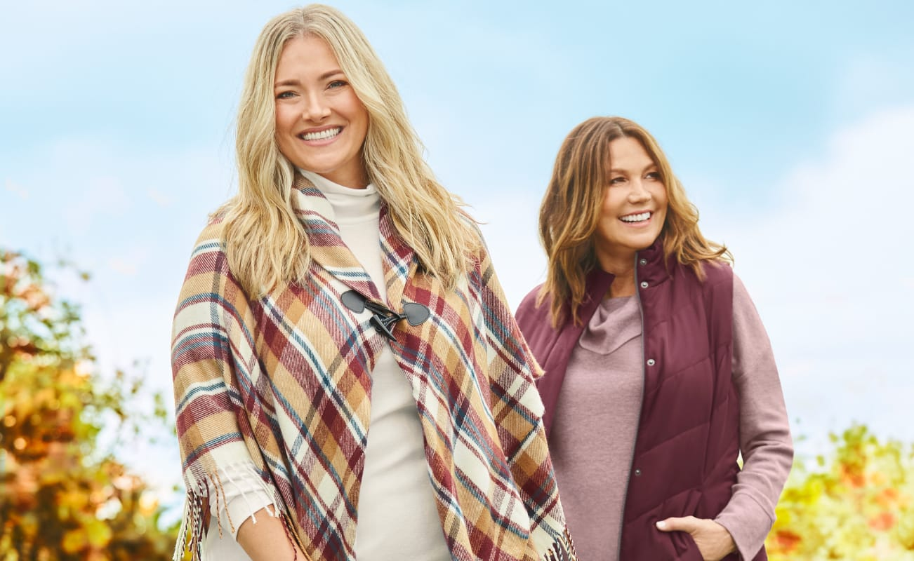 Friends & Family Fall Styles are here!