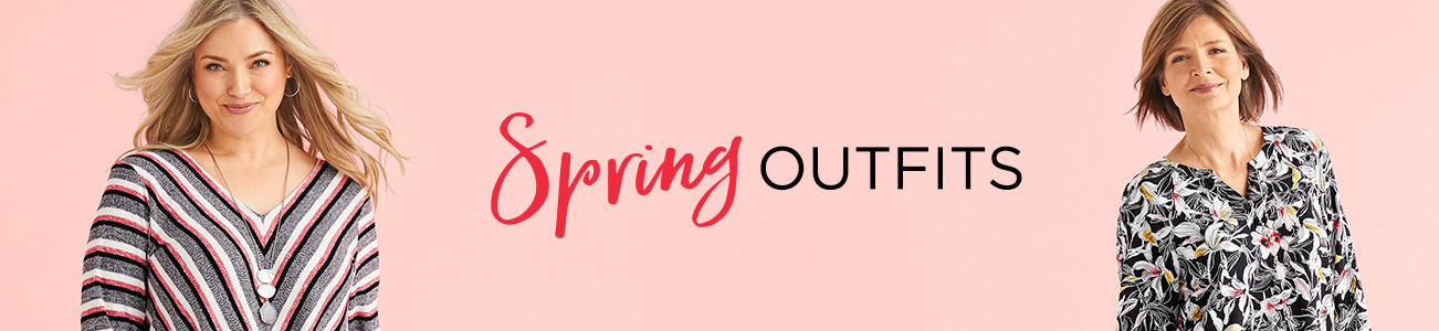 Clothing Category: Spring Outfits