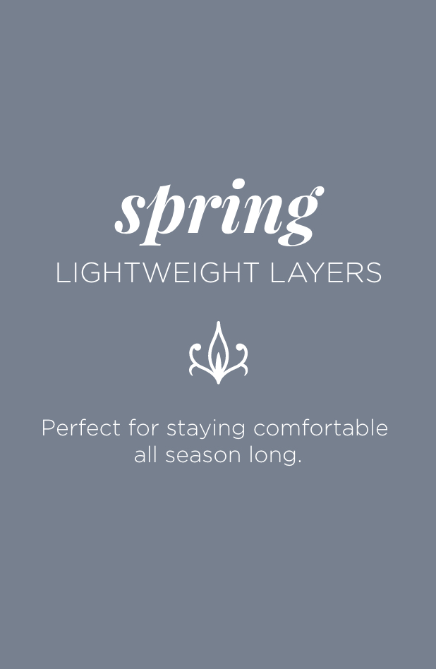 Christopher & Banks Outfits. Spring Lightweight Layers: Perfect for staying comfortable all season long.