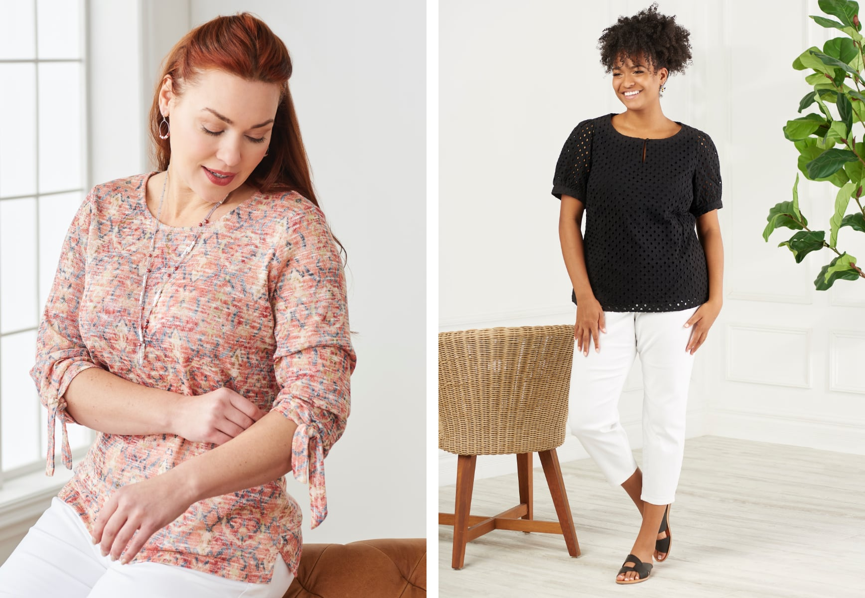 A few of our sizzing, Summer outfits.