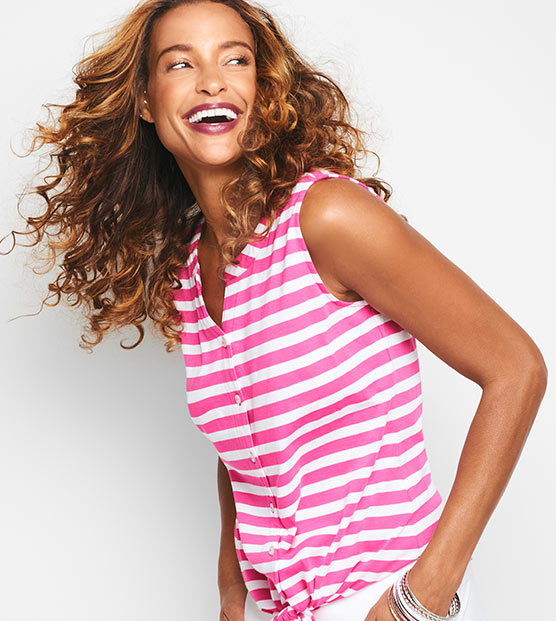 Here comes the fun - Knit Tops