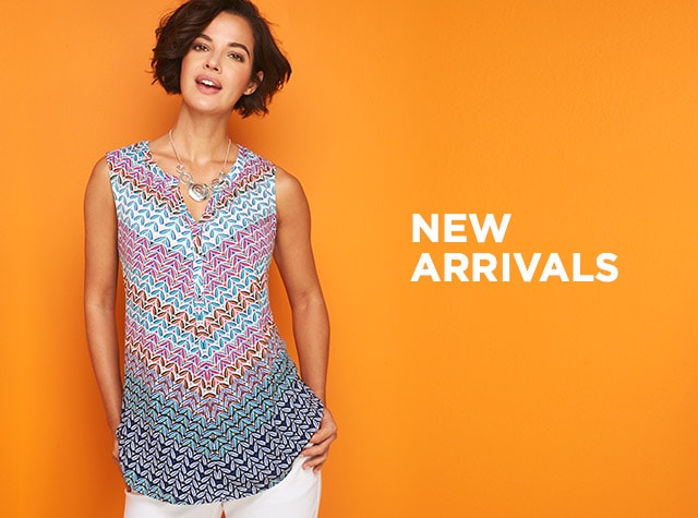 Clothing Category: New Arrivals