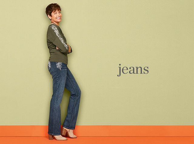 Clothing Category - Jeans