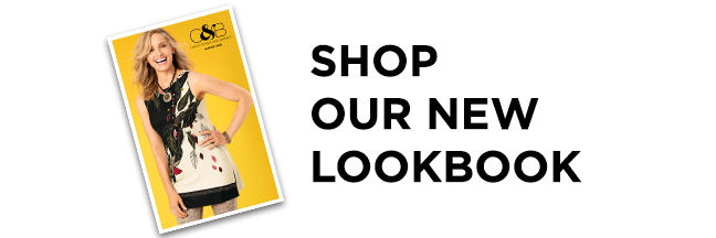 Shop Our New Lookbook!
