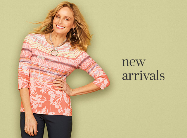 Clothing Category - Petite - New Arrivals