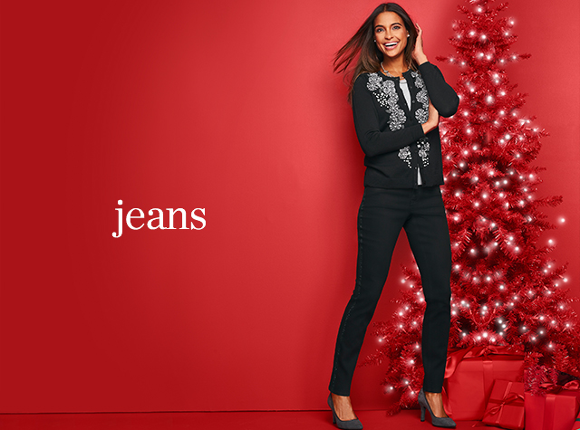 Christopher & Banks® | cj banks® Misses, Petite and Plus Size Women's Clothing Category - Jeans