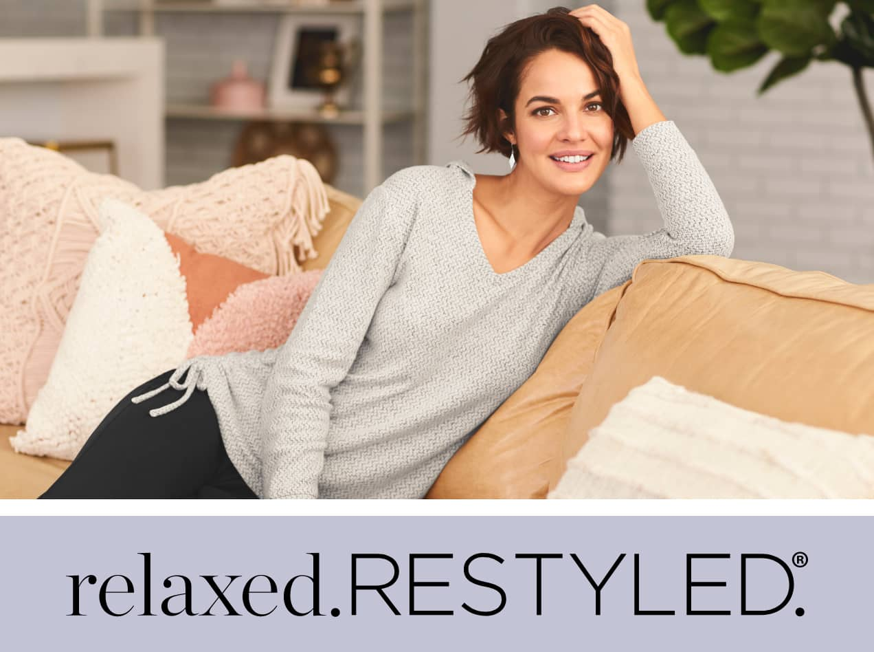 relaxed.RESTYLED.®