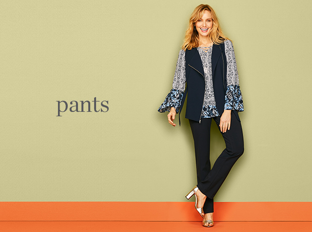 Clothing Category - Pants