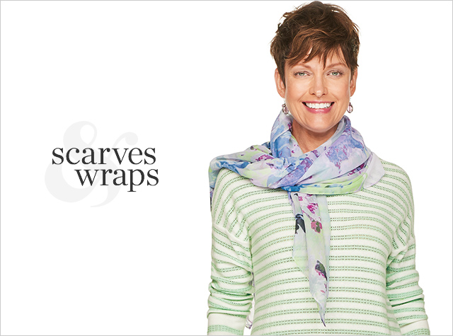 Clothing Category - Scarves and Wraps