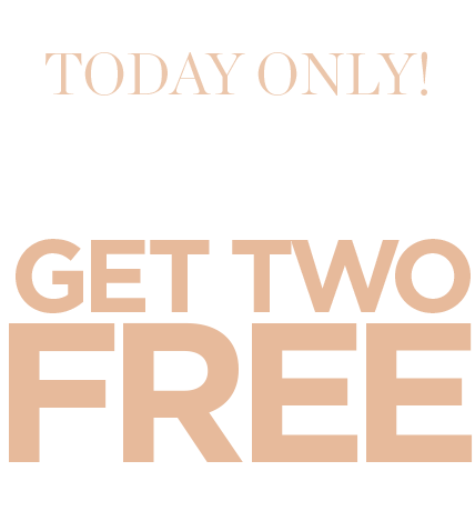 Online Only • Today Only! Buy One, Get Two: FREE! All Clearance!