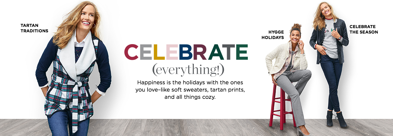 Celebrate Everything: Tartan Traditions, Hygge, and Thematics!