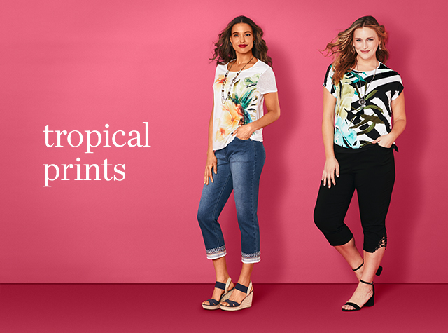 Clothing Category: Tropical Prints