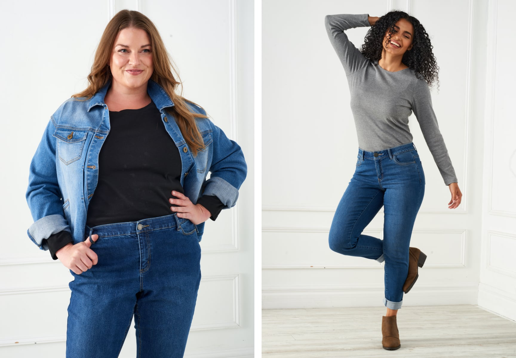 Our Stylish and Comfortable Denim.