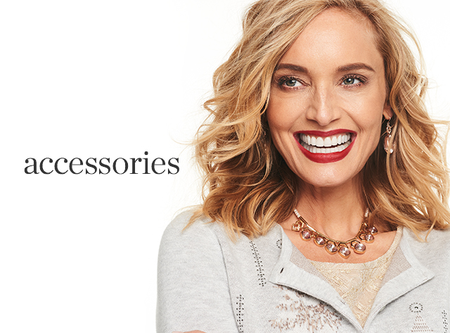Christopher & Banks® | cj banks® Misses, Petite and Plus Size Women's Clothing Category - Accessories