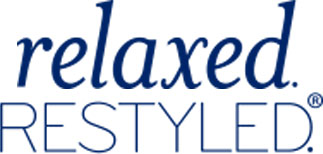 Relaxed Restyled logo