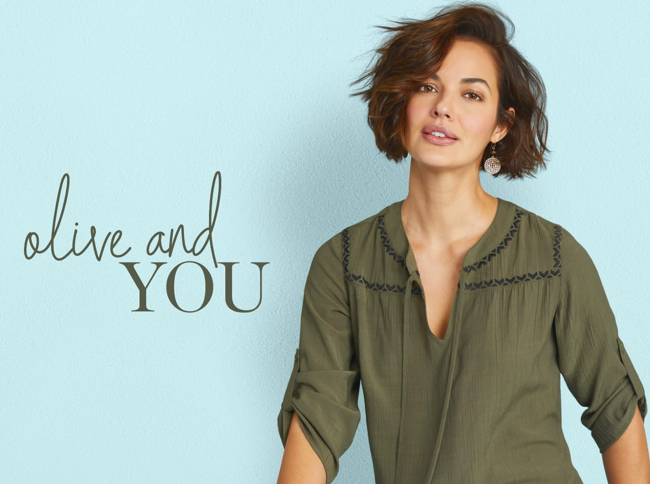 "Our Collection: ""Olive And You""."