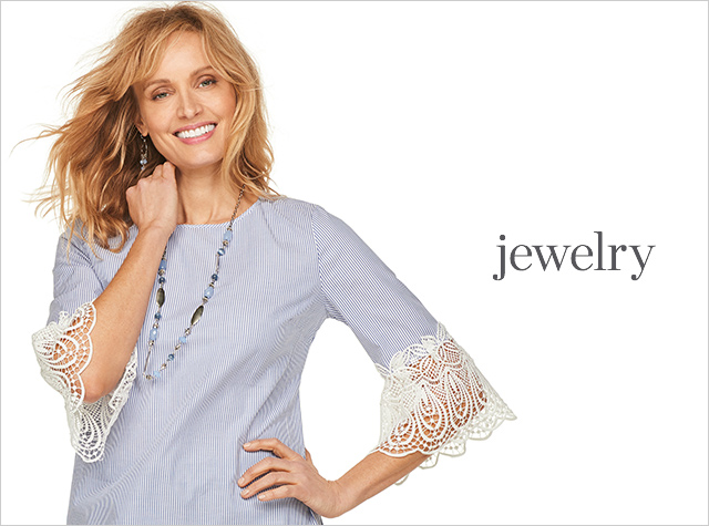 Clothing Category - Jewelry
