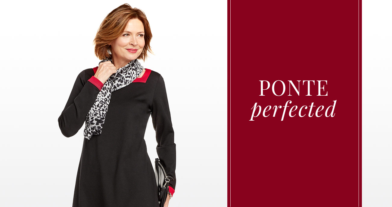Ponte Perfected