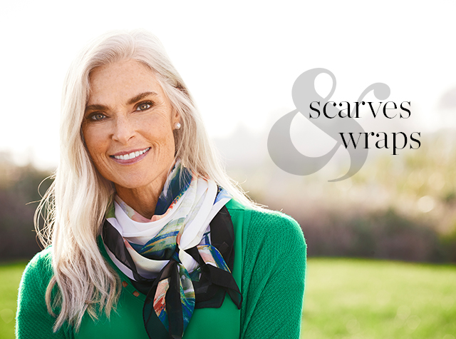 Clothing Category: Scarves and Wraps