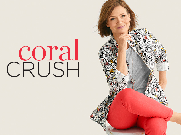 Clothing Category: MWCollections - Coral Crush