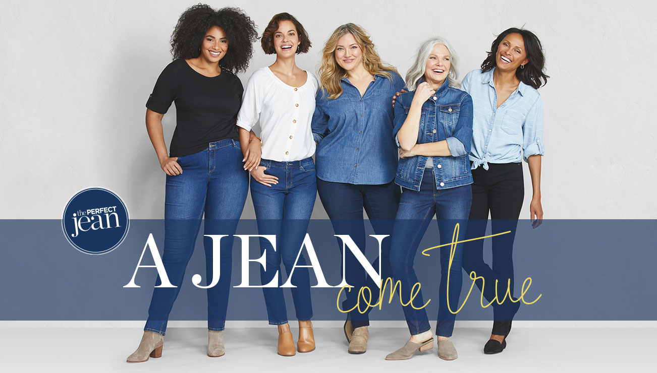 The Perfect Jean: A Jean Come True!