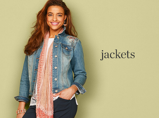 Clothing Category - Jackets