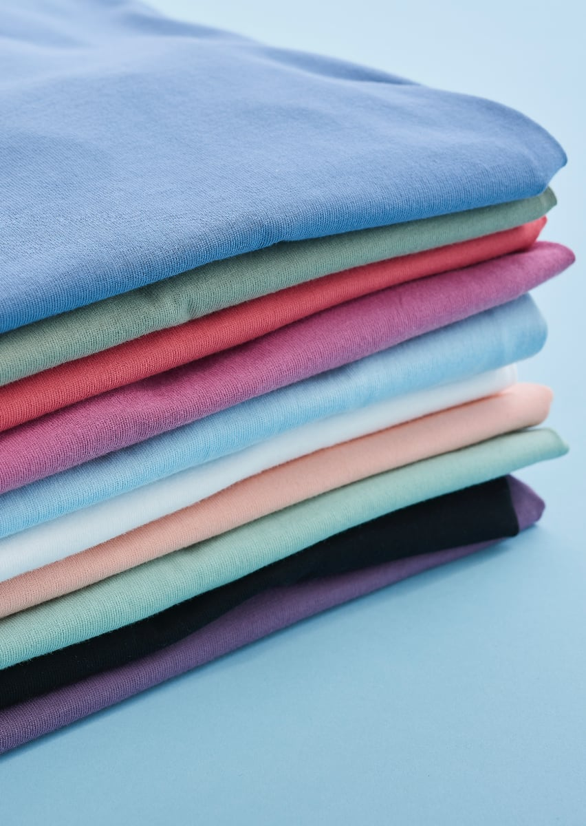 Knit-Tees that are sure to please.