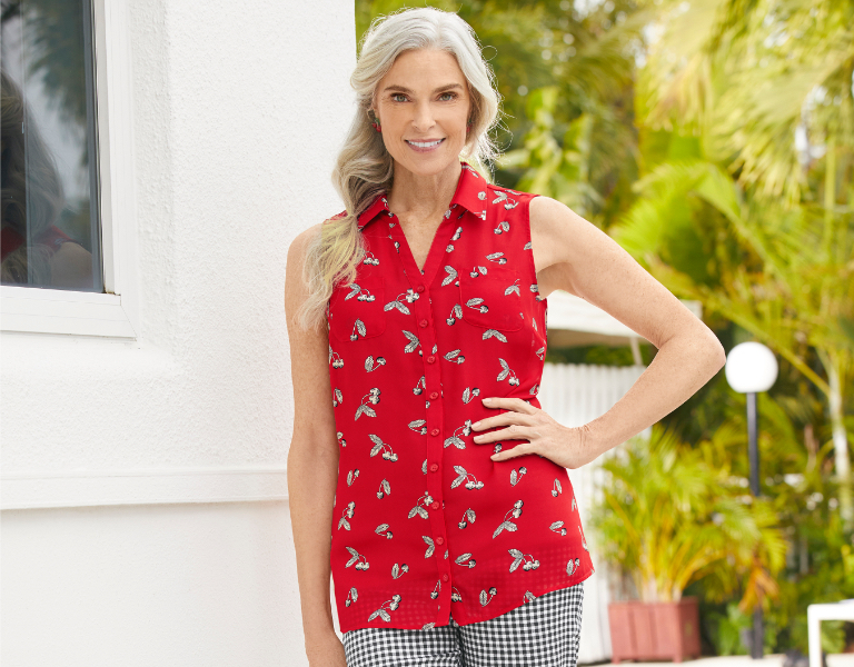 [Summer Outfits - Blouses]