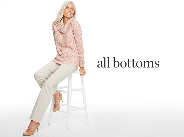 Christopher & Banks® | cj banks® Misses, Petite and Plus Size Women's Clothing Category - Petite: All Bottoms